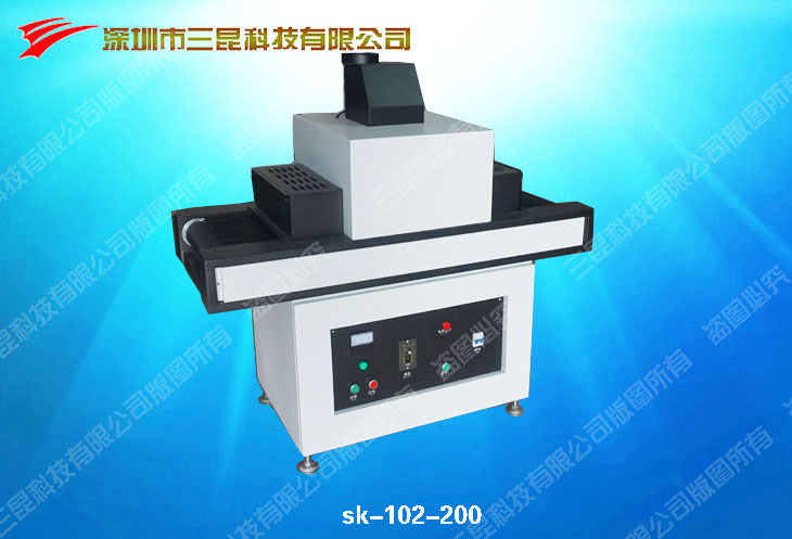 单支灯固化2KW标准现货UV机201型SK-102-200