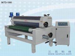 滚涂机MDF木制门辊涂机家具生产线SKGT-1300