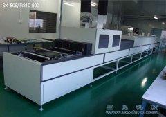 UV喷涂流水线UV机IR+UV机一体SK-506/IR310-800