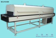 IR红外线燧道炉SK-210-500