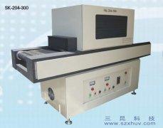 电容式触摸屏专用低温型UV机SK-204-300