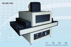 家具UV固化机 木地板 MDF板固化UV光油用SK-206-1000