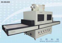五组灯多面固化型电子产品外壳印UV油墨 喷UV光油用SK-506-800