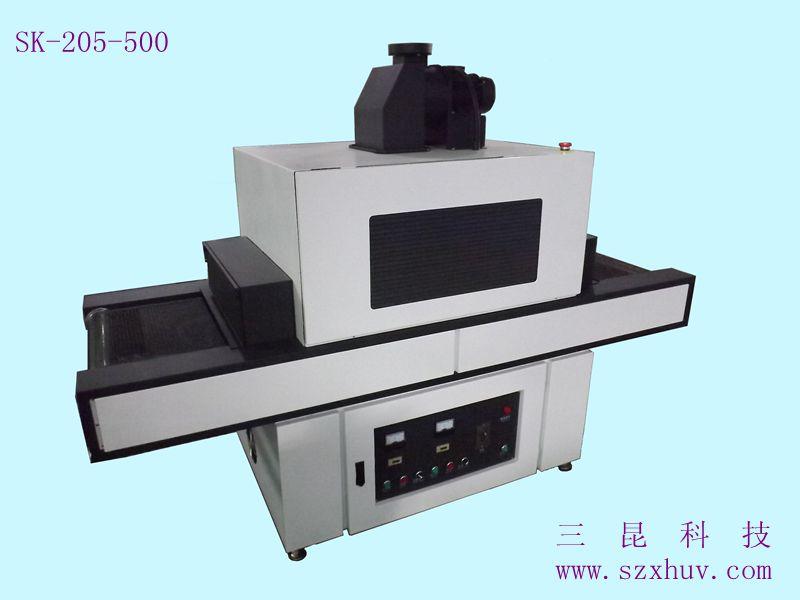 LED灯杯UV胶固化用UV机型号SK-205-500