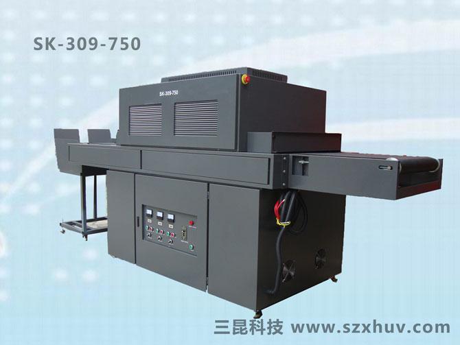 印刷行业UV机SK-309-750
