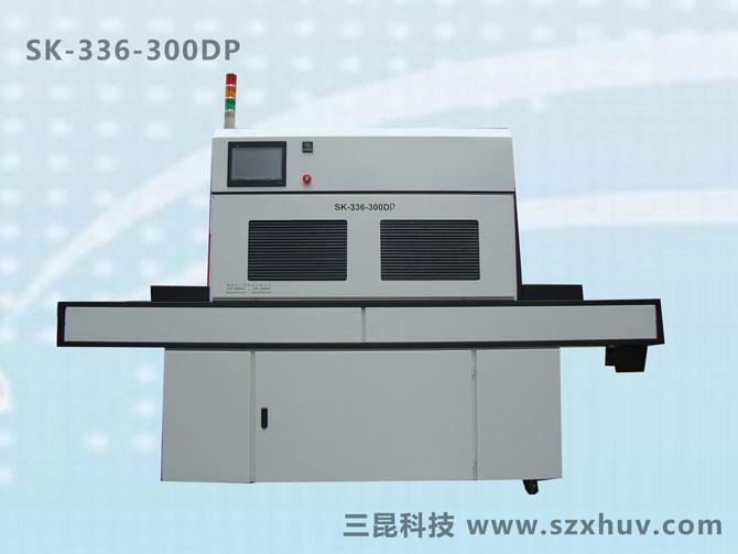 LCD&TP高能量、高光强触屏智能自动化UV机SK-336-600DP