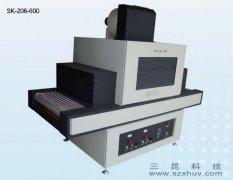 UV固化机铜版纸 瓦楞纸宽幅面SK-206-600
