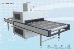双灯UV固化设备 家具 玻璃行业专用SK-206-1000