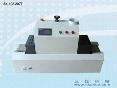 UV胶水固化台式UV设备SK-102-150DT