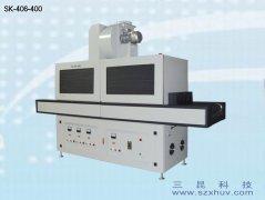 触摸屏专用低温型UV机SK-406-400