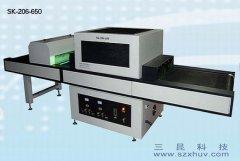 UV机纸张UV上光、UV冰花皱纹用SK-206-650